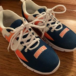 Unknown brand Houston Astros shoes!
